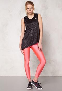 Röhnisch Zanna Loose Singlet Clover Shiny Black Bubbleroom.se