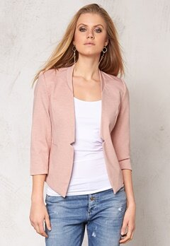 b.young Regine blazer Warm rose Bubbleroom.se