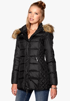 ROCKANDBLUE Beam Mid Down Jacket 0899 Black Bubbleroom.se