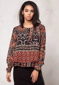 Rut & Circle Alice Blouse 295 Paisley Bubbleroom.se