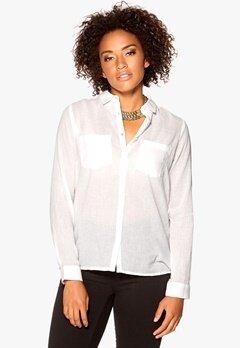 Rut & Circle Cornelia Shirt 002 Optical White Bubbleroom.se