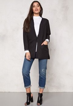 Rut & Circle Emilia Jacket Black Bubbleroom.se