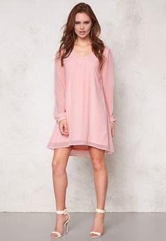 Rut & Circle Marcela Dress Aqua Pink Bubbleroom.se