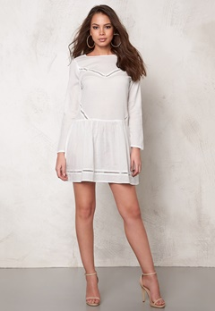 Rut & Circle Rosie Dress Creme Bubbleroom.fi