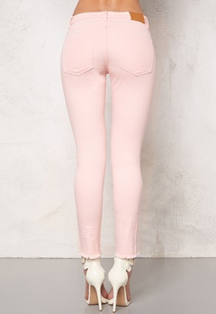 Rut & Circle Maya High Pink Jeggings Pink Bubbleroom.se