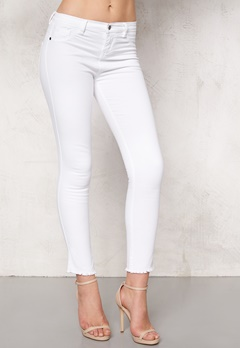 Rut & Circle Maya High White Jeggings White Bubbleroom.se