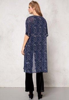 Rut & Circle Nancy Kimono 802 Blue Comb Bubbleroom.se