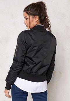 Rut & Circle New Kate Bomber Jacket Black/Gold Bubbleroom.se