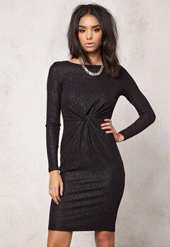 Rut & Circle Rebecka Dress 001 Black Bubbleroom.se