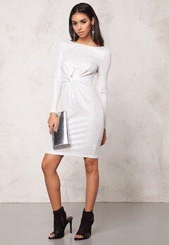 Rut & Circle Rebecka Dress 042 Lt Silver Bubbleroom.se