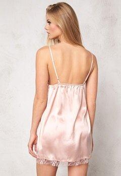 Rut & Circle Sabina Lace Night Dress 894 Powder Pink Bubbleroom.se