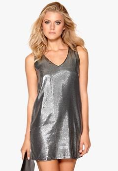 Rut & Circle Sandra Seq Dress 001 Black Bubbleroom.se