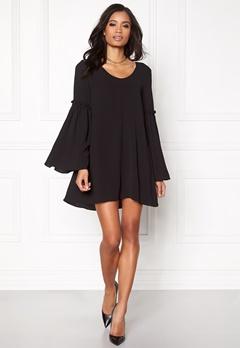 Rut & Circle Shana dress 001 Black Bubbleroom.se