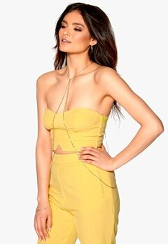 RX Strong Bustier Yellow Bubbleroom.se
