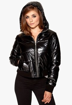 Sally & Circle Must Ria jacket Black/silver Bubbleroom.se