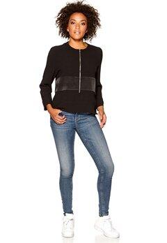Samsøe & Samsøe Ellen Shirt Black Bubbleroom.se