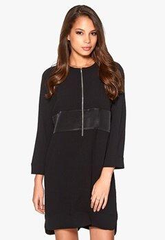 Samsøe & Samsøe Ellen Shirt Dress Black Bubbleroom.se