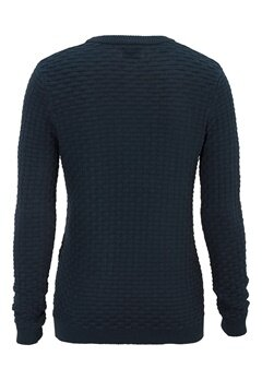 SELECTED HOMME Dean Crew Neck Blueberry Bubbleroom.fi