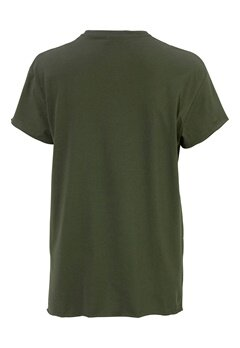 SELECTED HOMME Dean SS O-neck Tee Forest Night Bubbleroom.se