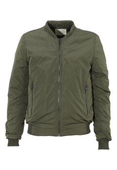 SELECTED HOMME Filson Bomber Jacket Forest Night Bubbleroom.fi