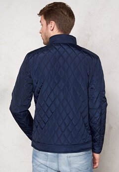 SELECTED HOMME John Quilted Jacket Dark Navy Bubbleroom.se