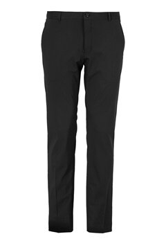 SELECTED HOMME New One My Logan Trousers Black Bubbleroom.se