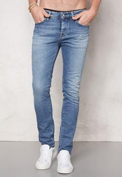 SELECTED HOMME One Fabios 1386 Jeans Medium Blue Denim Bubbleroom.fi
