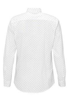 SELECTED HOMME One Lenn Shirt Bright White Bubbleroom.fi
