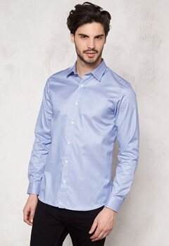 SELECTED HOMME One Pelle Santiago Shirt Classic Blue Bubbleroom.se