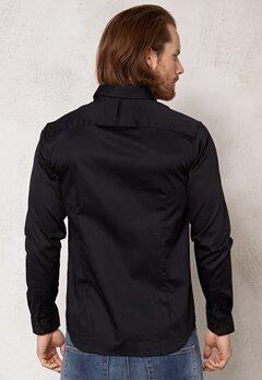 SELECTED HOMME One Travistbelfast Shirt Black Bubbleroom.fi