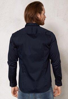 SELECTED HOMME One Travistbelfast Shirt Navy Blazer Bubbleroom.fi