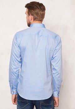 SELECTED HOMME Onemark Shirt LS Light Blue Bubbleroom.se