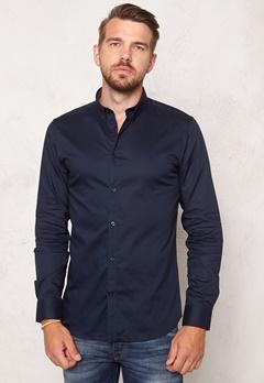 SELECTED HOMME Onemark Shirt LS Navy Blazer Bubbleroom.fi