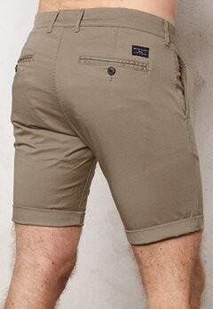 SELECTED HOMME Paris Greige Shorts Greige Bubbleroom.se