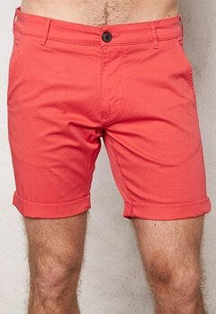 SELECTED HOMME Paris Spiced Coral Spiced Coral Bubbleroom.se