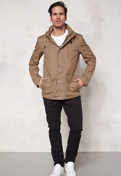 SELECTED HOMME Stanford Jacket Desert Taupe Bubbleroom.se