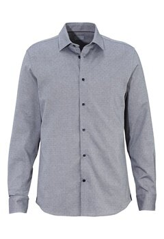 SELECTED HOMME Two Jim Shirt Grey Bubbleroom.fi