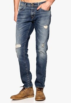 SELECTED HOMME Two Mario 1373 Jeans Medium Blue Denim Bubbleroom.se