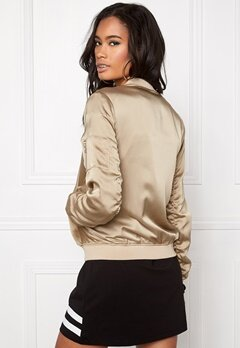 Sisters Point Goldie Bomber Jacket gold/gold Bubbleroom.se