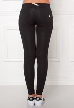 FREDDY Skinny Shaping lw Legging N0 Black Bubbleroom.se