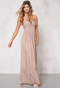 Chiara Forthi Soleil Dress Dusty Pink Bubbleroom.se