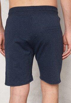 Solid Bard Shorts 8991 Ins Blue Bubbleroom.se