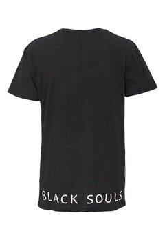 Solid Dal T-Shirt 9000 Black Bubbleroom.se