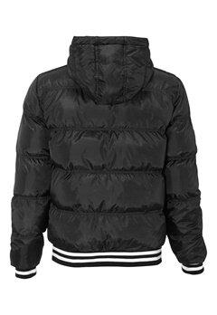 Solid Devan Jacket 9000 Black Bubbleroom.se