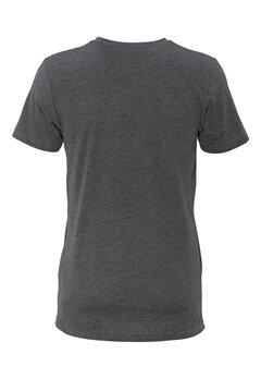 Solid Draper T-Shirt 8958 Jet B Mel Bubbleroom.se