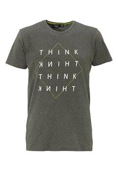 Solid Drew T-Shirt 8400 Rosin Mel Bubbleroom.se