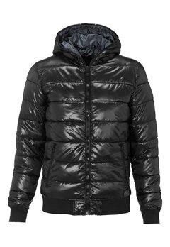 Solid Duky Jacket 9000 Black Bubbleroom.se
