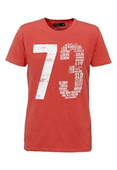 Solid Elif T-shirt 8270 Bak Ap Bubbleroom.se