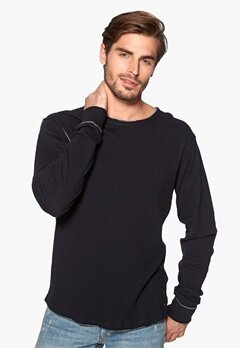 Solid Rosalio Sweat 9000 Black Bubbleroom.se