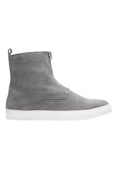 SOON Karen fashion boot Grey Bubbleroom.se